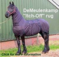 Sweet Itch Treatments Rugs Creams Fly Sprays Supplements